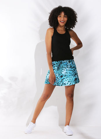 Ultimate Skirt (Wildblue)