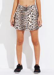 Rio Skirt ECO (Cheetah)