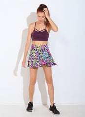 Flirty Skirt ECO (Leopard)