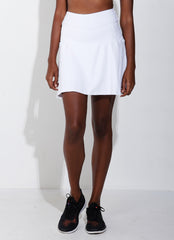 Birdie Skirt ECO (White)