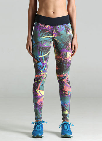 Spinning Legging (Galaxy)