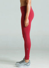 Spinning Legging (Wine)