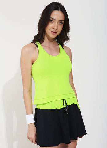 Cross Tank (Limegreen)