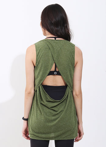 Choose Joy Tank (Green)