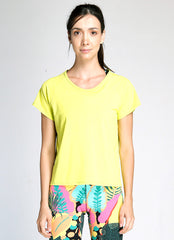 Move T (Lime Green)