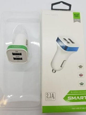 AL-578 Smart 2.1A Speed Car Charger