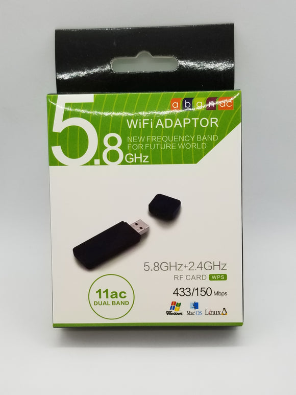WiFi ADAPTOR 5.8GHz