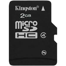 Kingston SD Storage Card