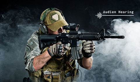 Hearing Loss from Military Service