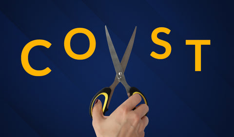 Image of cutting costs