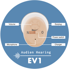 Audien EV1 Diagram
