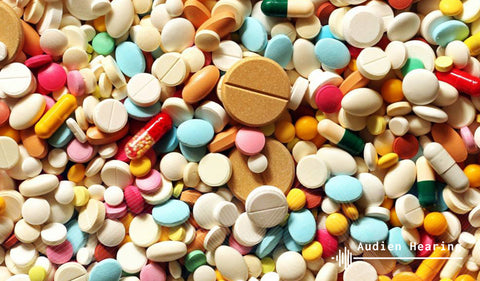Image of medications (audien hearing)