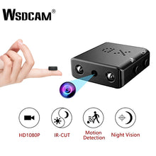 Load image into Gallery viewer, Smallest Mini  1080P HD Camcorder with Infrared Night Vision & Motion Detection