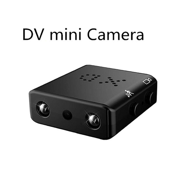 Smallest Mini  1080P HD Camcorder with Infrared Night Vision & Motion Detection