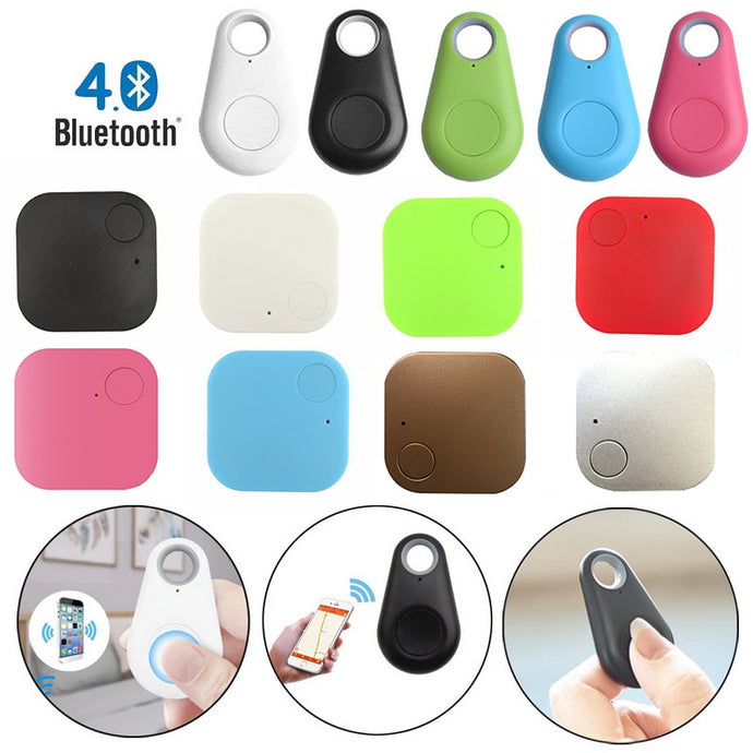 Pet, Luggage, Keys & Equipment Smart Mini GPS Bluetooth  Tracker - Waterproof