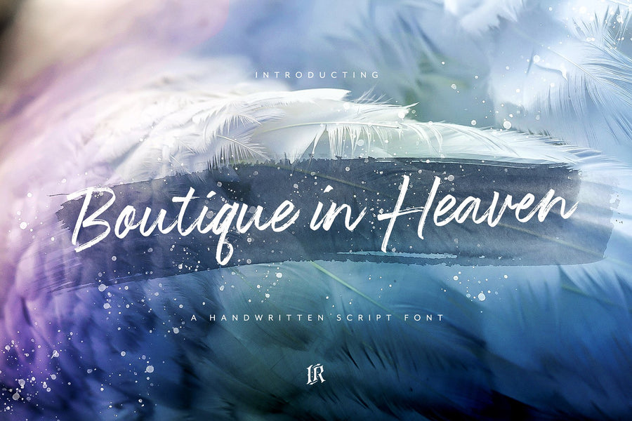 Boutique in Heaven Font