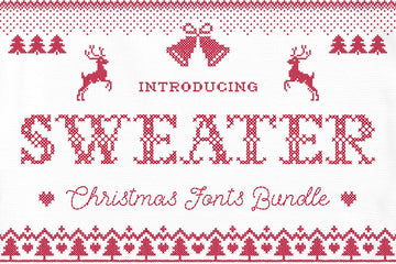 Sweater Font