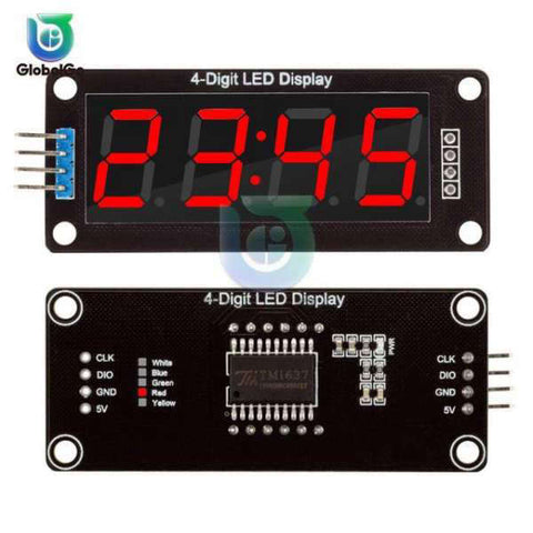 Horloge Digitale Display