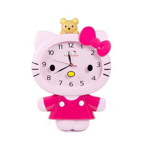 Horloge enfant hello kitty
