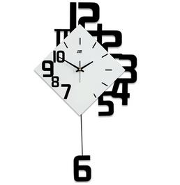 Horloge Murale Design Salon
