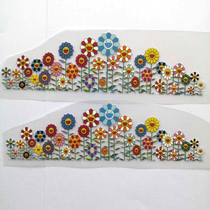 Takashi Murakami Flower Patches