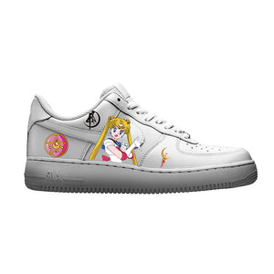 custom air force 1 Sailor Moon