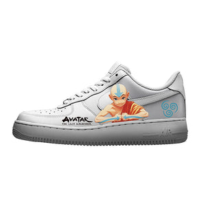 custom shoes Avatar The Last Airbender