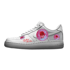 Chris Brown Heartbreak On a Full Moon Heat Transfer Stickers For Custom Air Force 1 Chris Brown