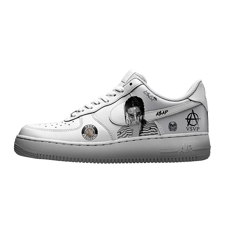 custom air force A$AP
