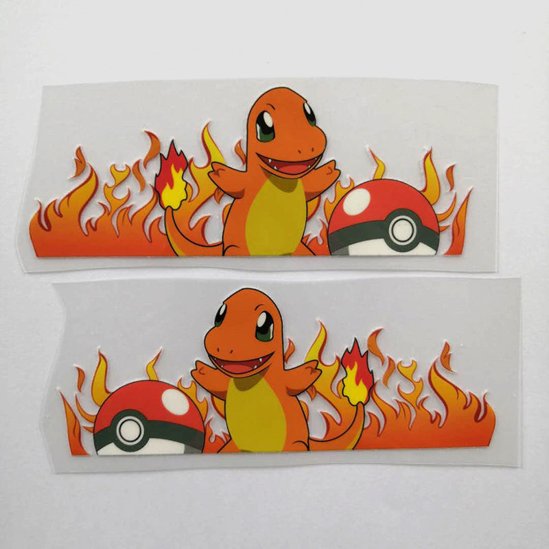 Pokemon Charmander patches