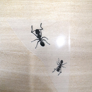 Custom Air force 1 Ants Stickers, Tested Durable And Cool Easy Use Iron On Patches, Best For DIY A Ants Shoes Perfect Gift for Kids