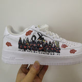 akatsuki custom shoes