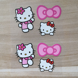 hello kitty stickers for shoes