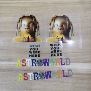 astroworld patches for shoes