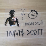 travis scott stickers for shoes