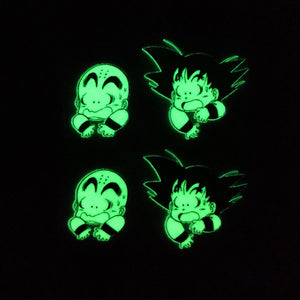 glow in dark dragon ball
