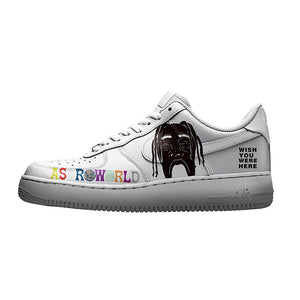 custom air force 1 Astroworld