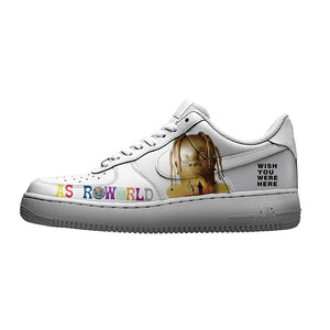 custom shoes astroworld