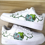 Pokemon Bulbasaur Patches for Custom Air Force 1 or Vans