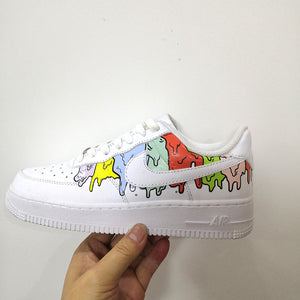 custom air force 1 drip