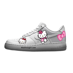 custom air force 1 hello kitty