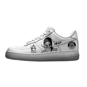 custom shoes A$AP