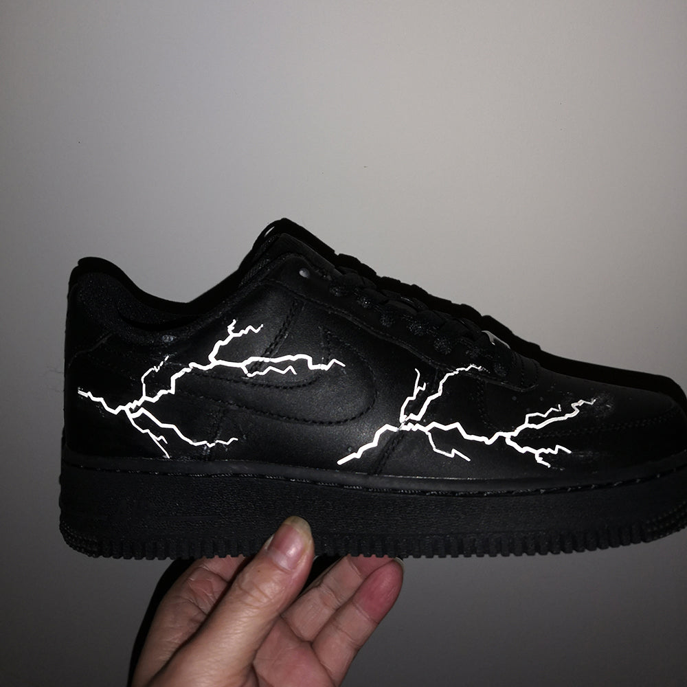 reflective lighting air force 1