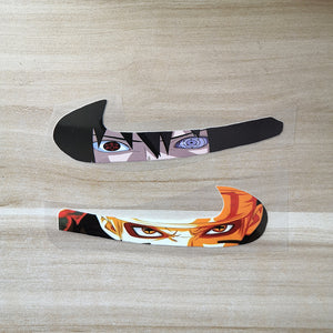 naruto and sasuki eyes stickers