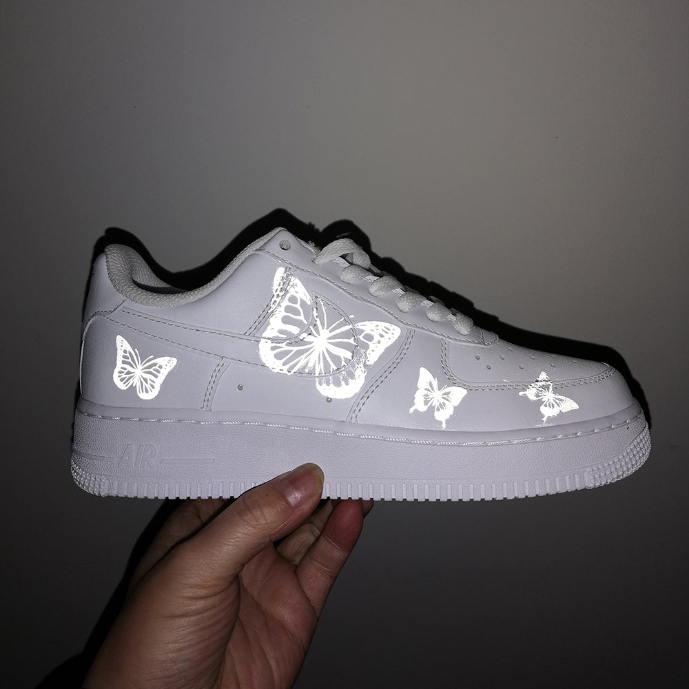 air force 1 reflective