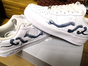 Snake Stickers for Custom Air Force 1