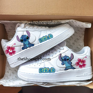custom shoes stitch