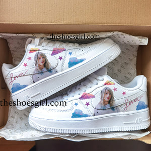 custom air force 1 Tayler Swift