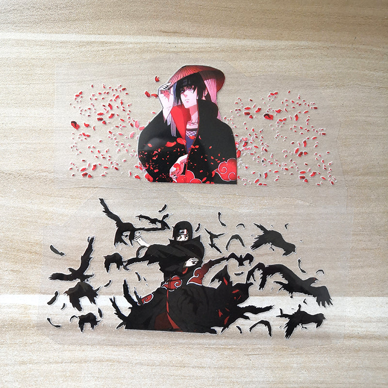 iron on uchiha itachi