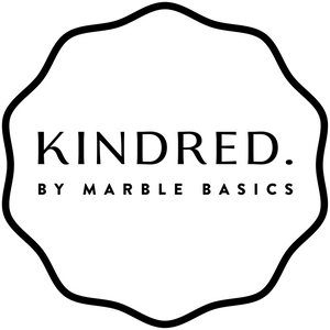 Read about our new name 'Kindred by Marble Basics'